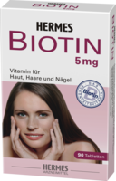 BIOTIN-HERMES-5-mg-Tabletten